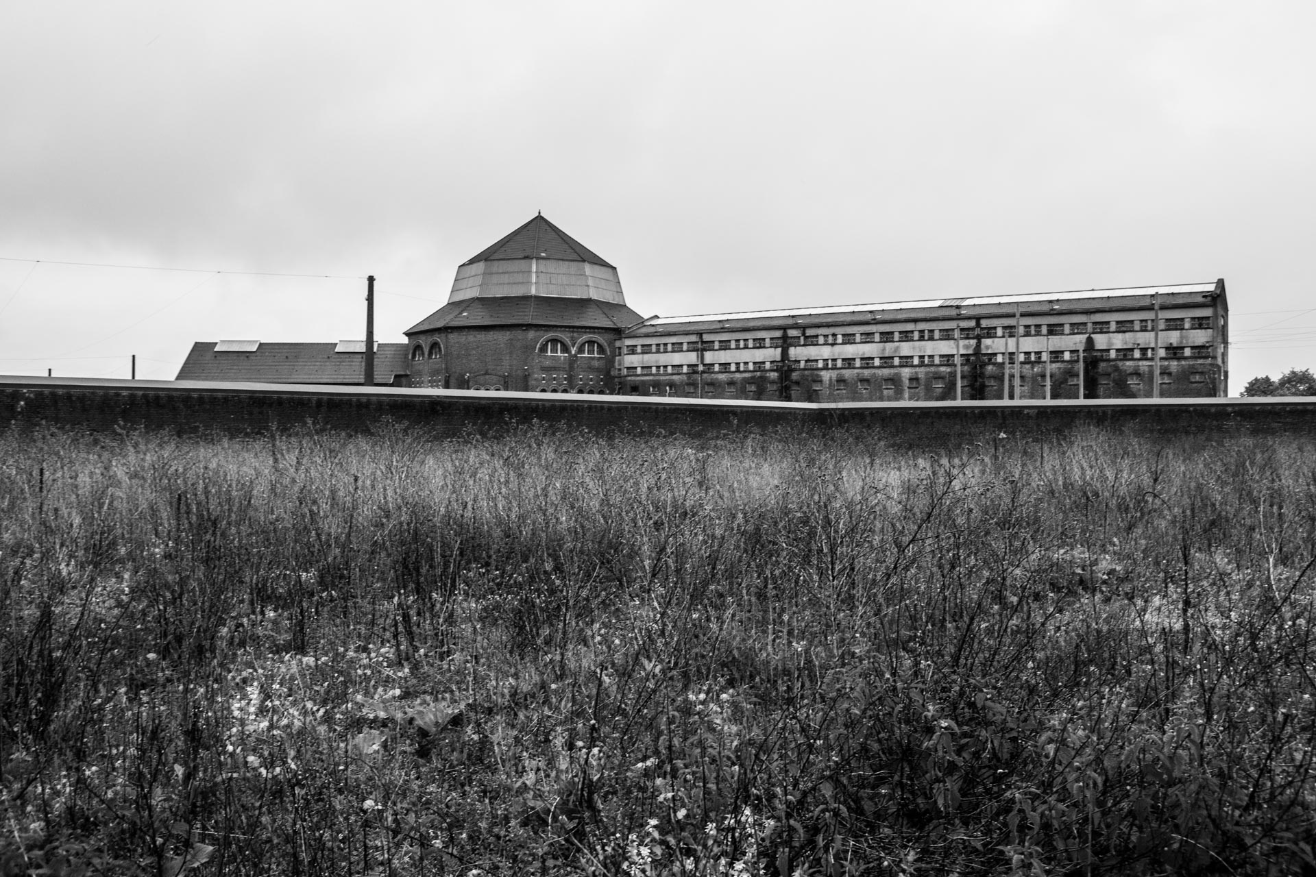 Prison Lille Urbex
