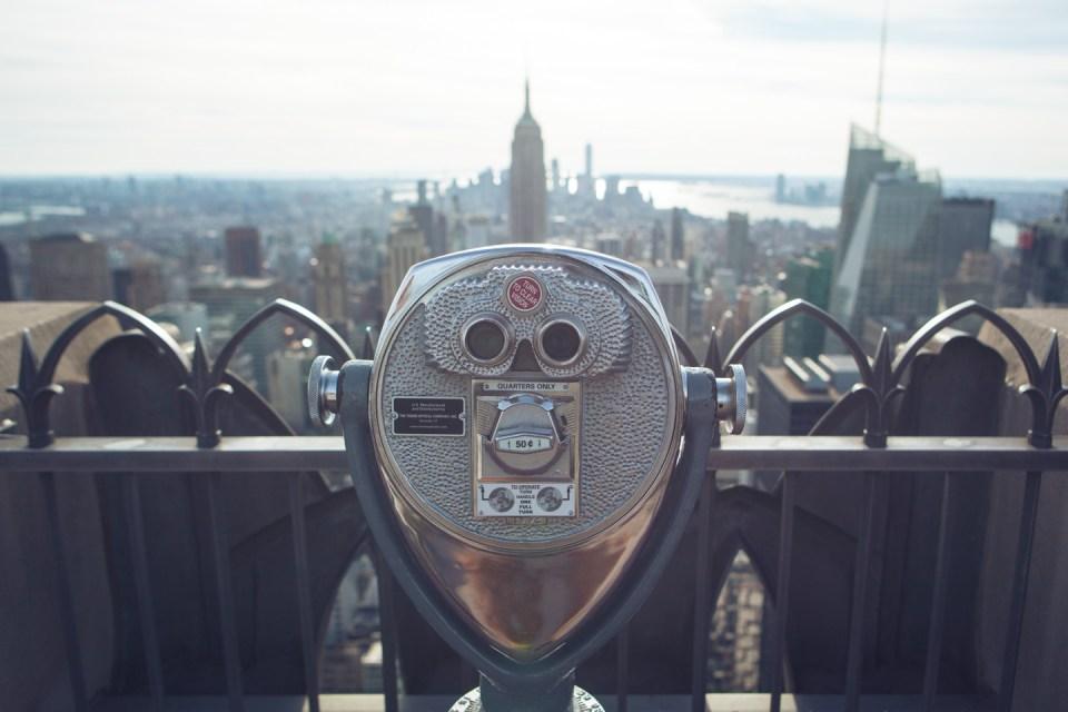 New York en 4 jours Top of the Rock