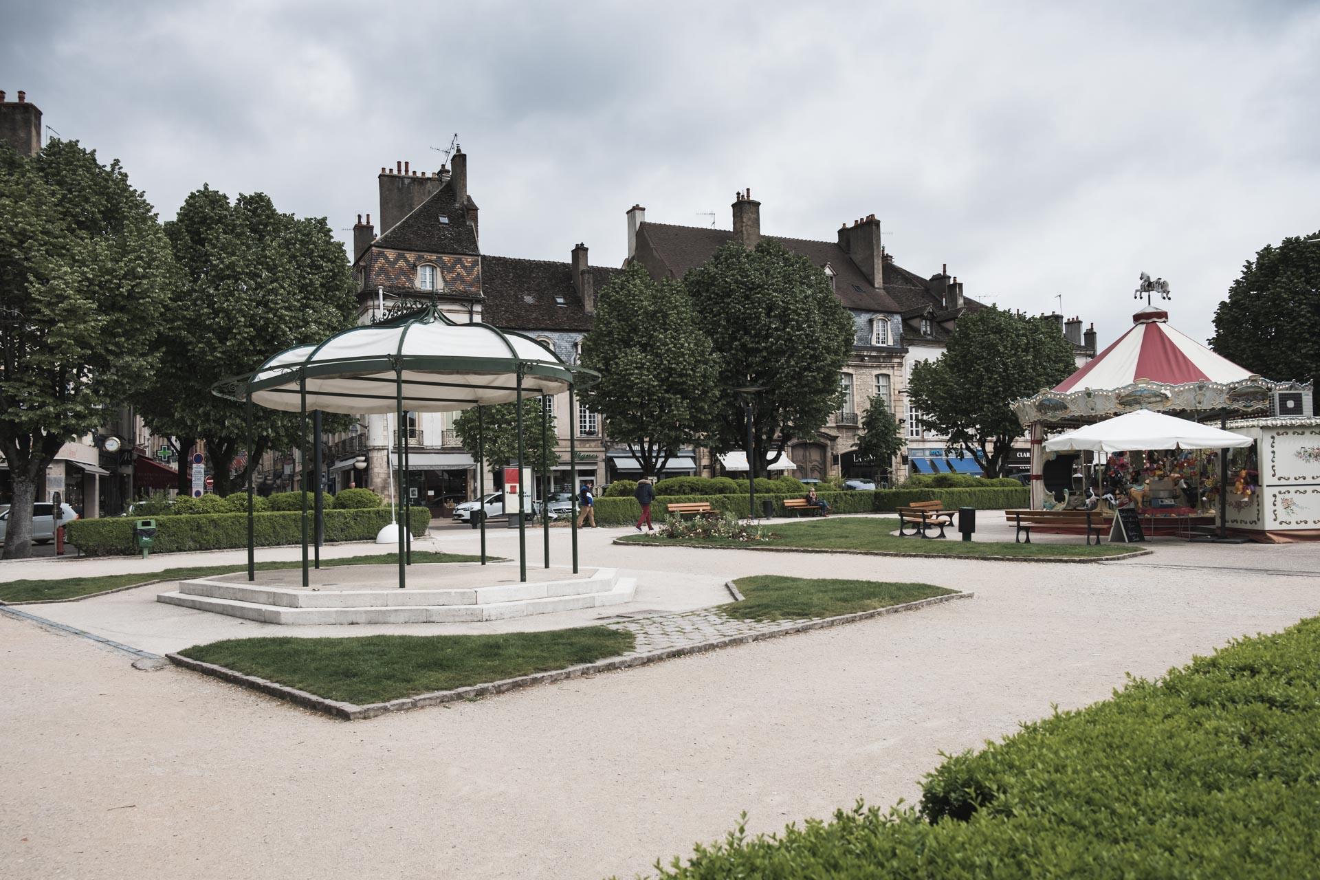 Vieille ville Beaune