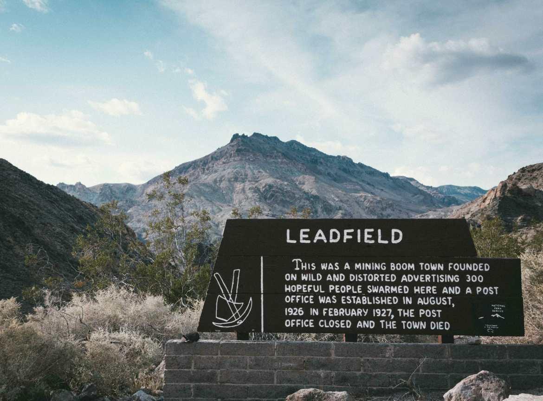 Leadfield Ville fantome