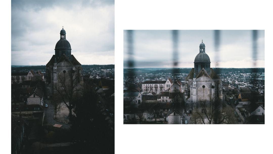 La collégiale Saint Quiriace