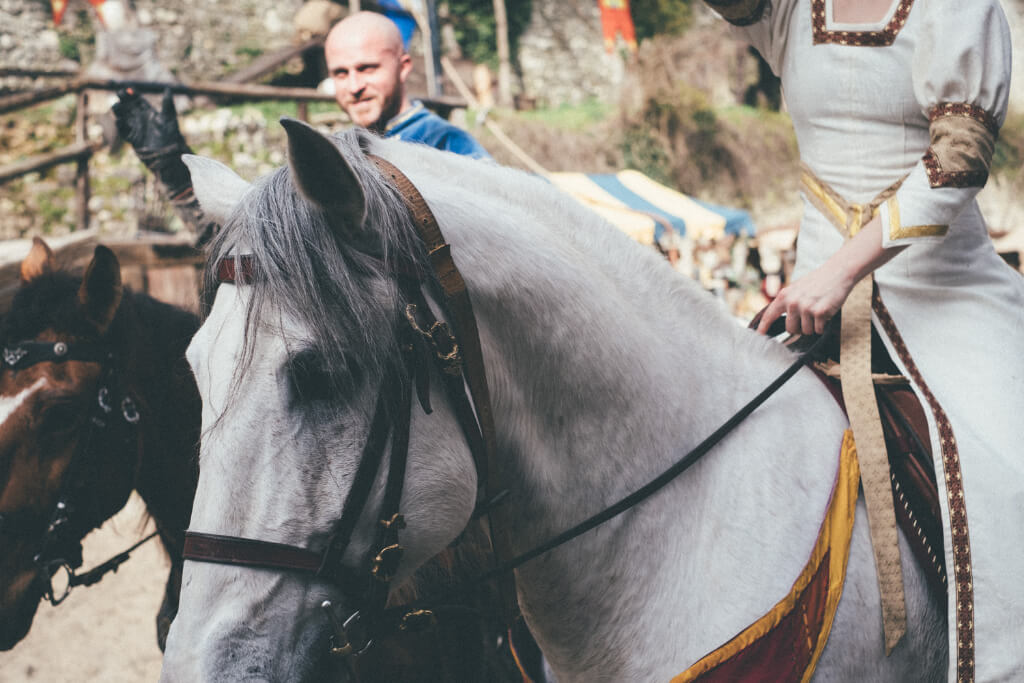 La légende des chevaliers à Provins