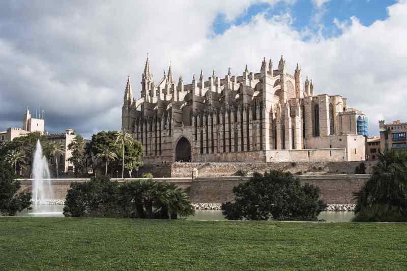 Cathedrale Majorque