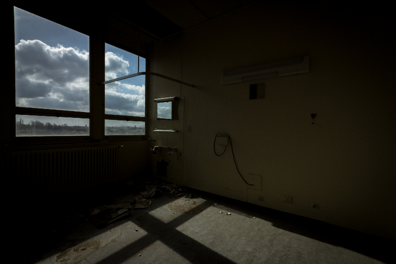 Hôpital abandonné HH2