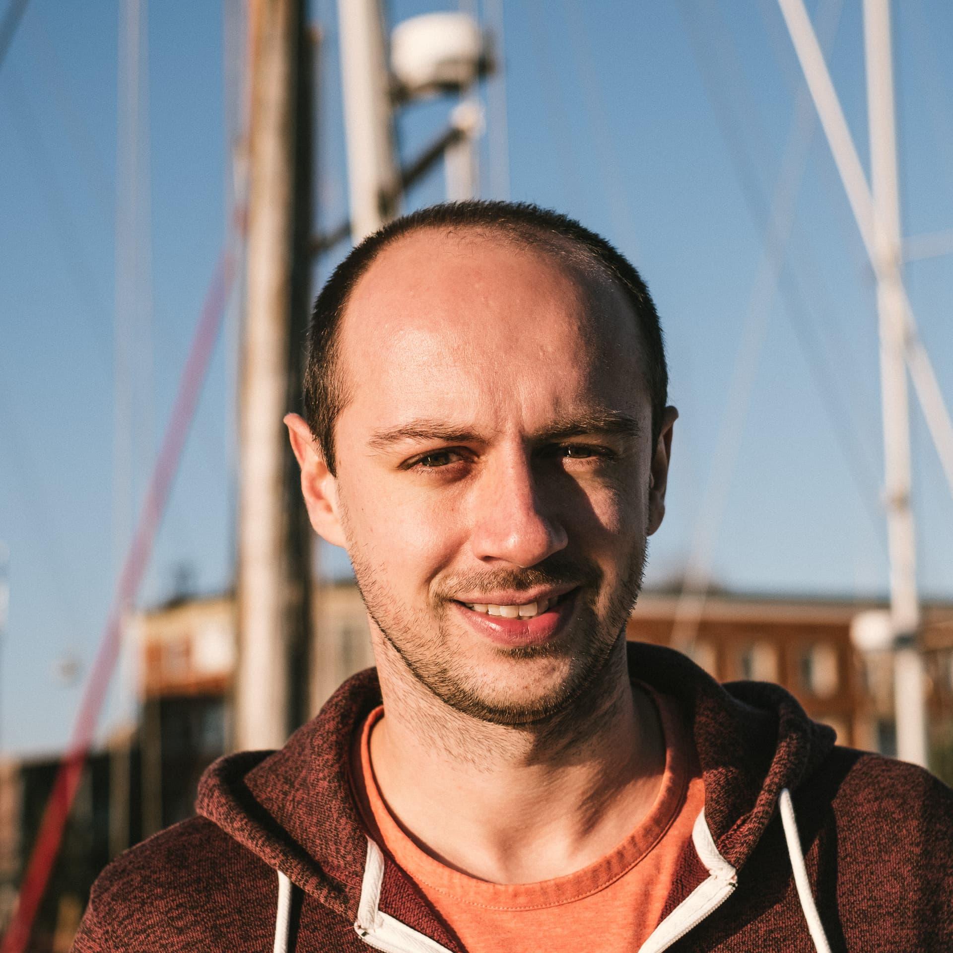 Jeremy sur Sailing Kerguelen