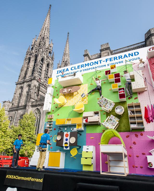 Ikea Clermont Ferrand Parcours