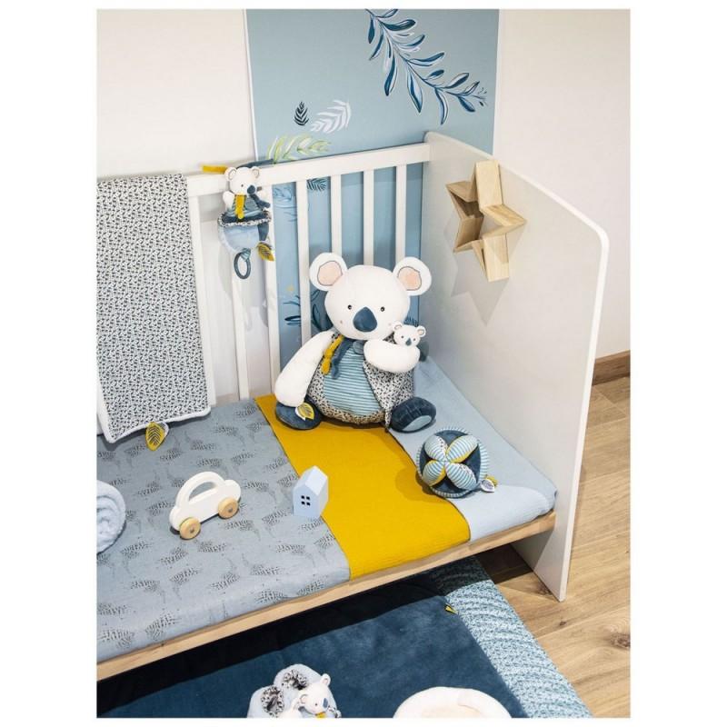 tapis de jeu yoca koala tapidou doudou compagnie