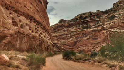 Capitol reef et Scenic Byway 12 - 00013