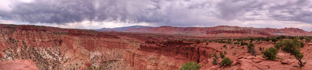Capitol reef et Scenic Byway 12 - 00022