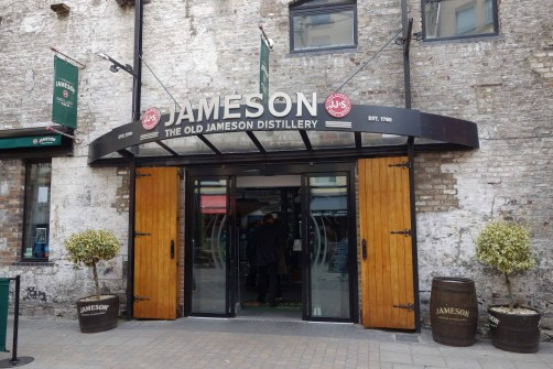 Old Jameson Distillery - 00001