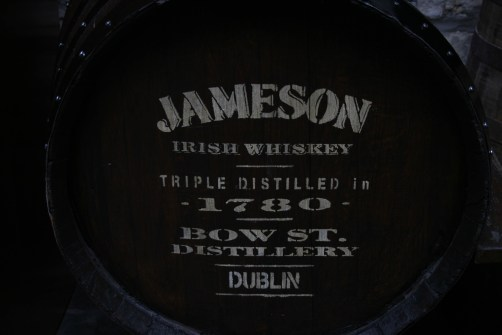 Old Jameson Distillery - 00015