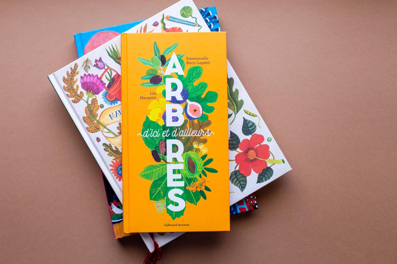 livres illustrés nature