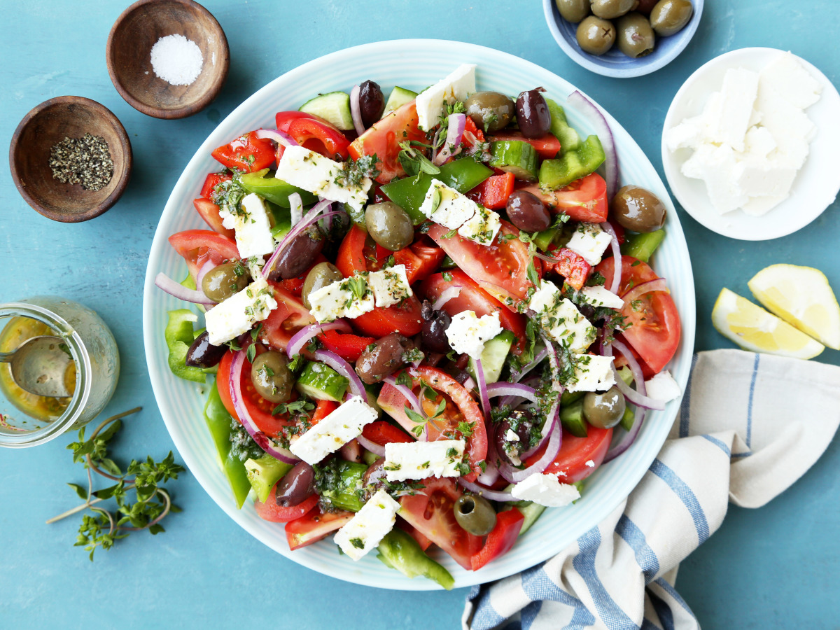Sallate greke