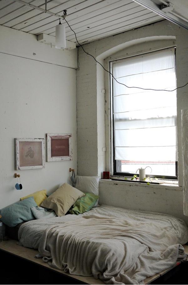 lit au sol 8