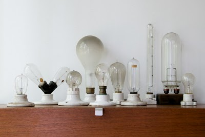 collection edison ampoules