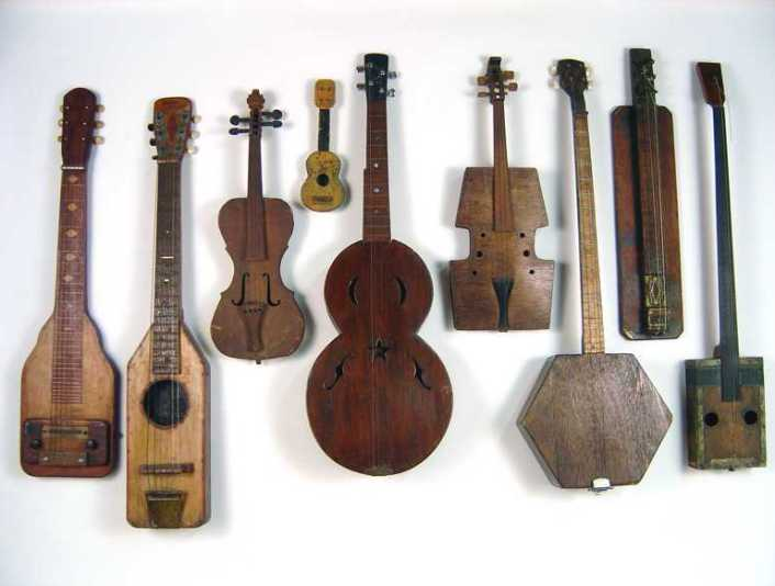 collection instruments à cordes