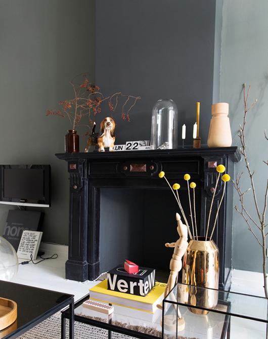 décoration gris noir 6