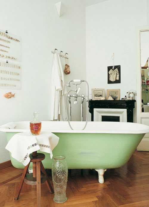 baignoire ancienne deco 8