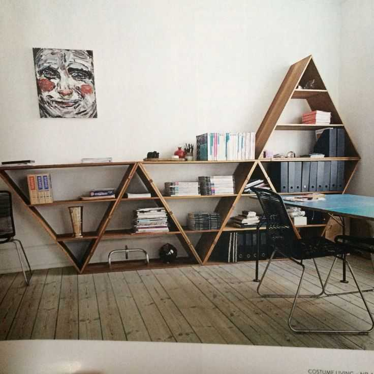 une biblioth que originale 15 id es de biblioth ques d co une hirondelle dans les tiroirs. Black Bedroom Furniture Sets. Home Design Ideas