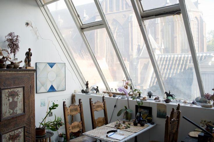 décoration atelier artiste 11