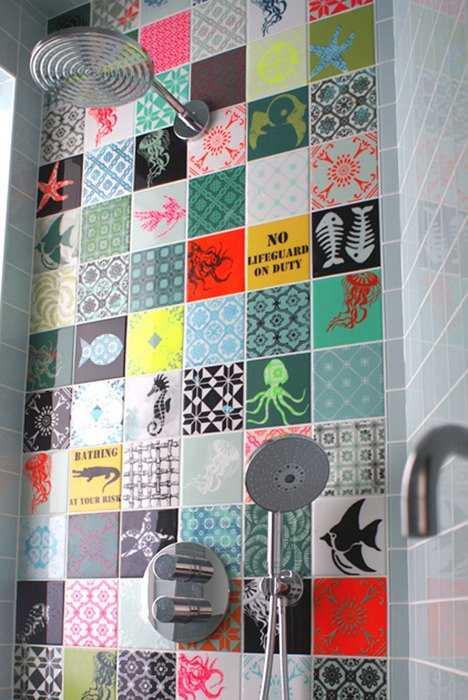 carreaux de ciment : 17 idées déco originales | Une ...