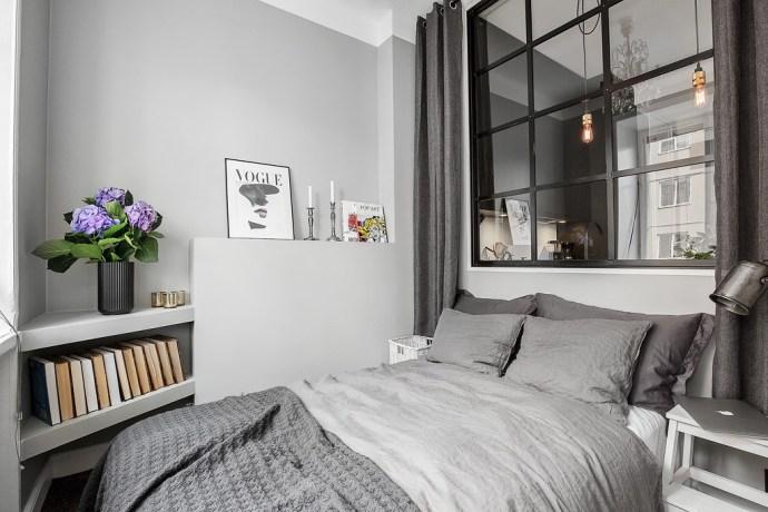 appartement murs gris 3