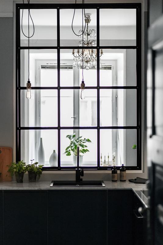 appartement murs gris 7