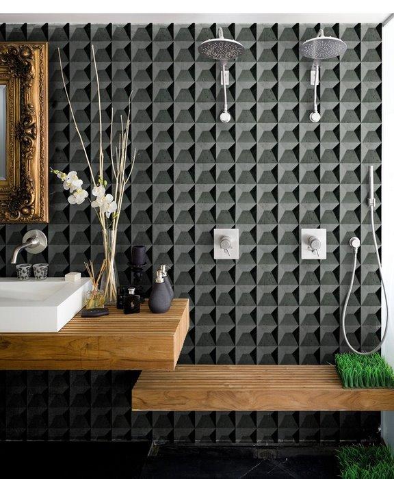 papier peint salle de bain 3