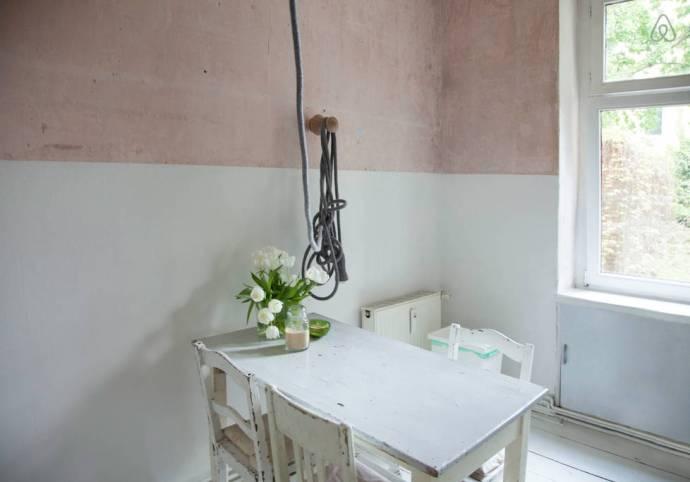 rose et blanc décoration13