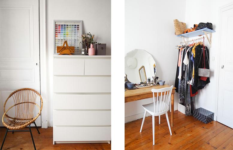 chez moi la chambre une hirondelle dans les tiroirs. Black Bedroom Furniture Sets. Home Design Ideas