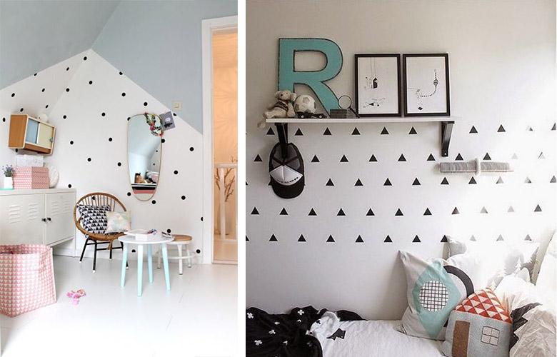 idées originales décorer murs_1