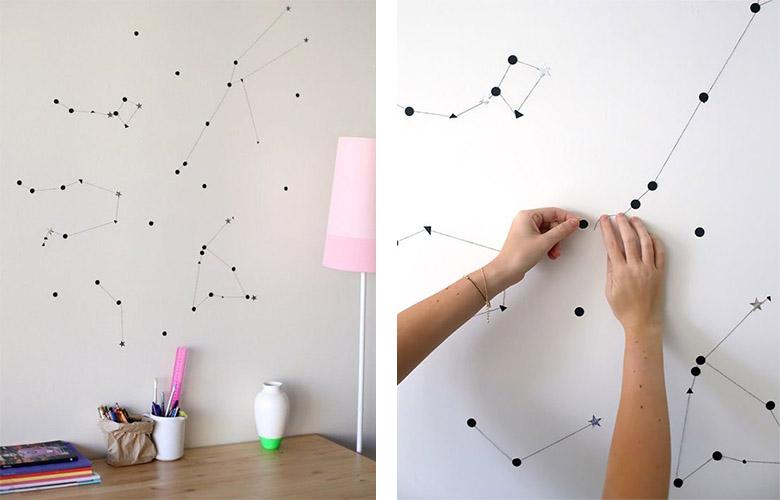 idées originales décorer murs_6