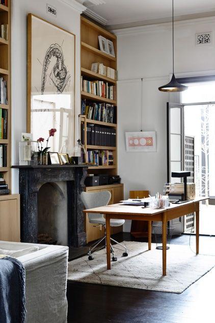 aménager un bureau chez soi : 12 conseils quand on travaille à la ...