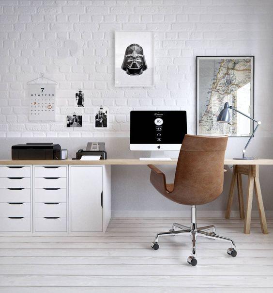Amenager Un Bureau Chez Soi 12 Conseils Quand On Travaille