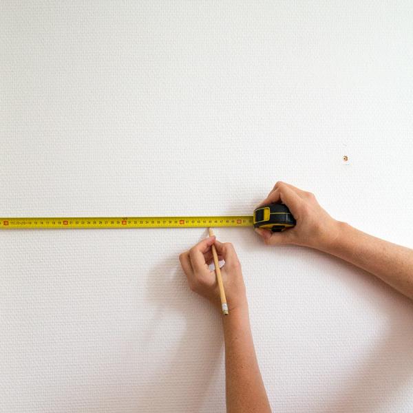 Comment Poser Du Papier Peint Dans Un Angle #15: Comment Poser Son Papier Peint Intissé : Les étapes !