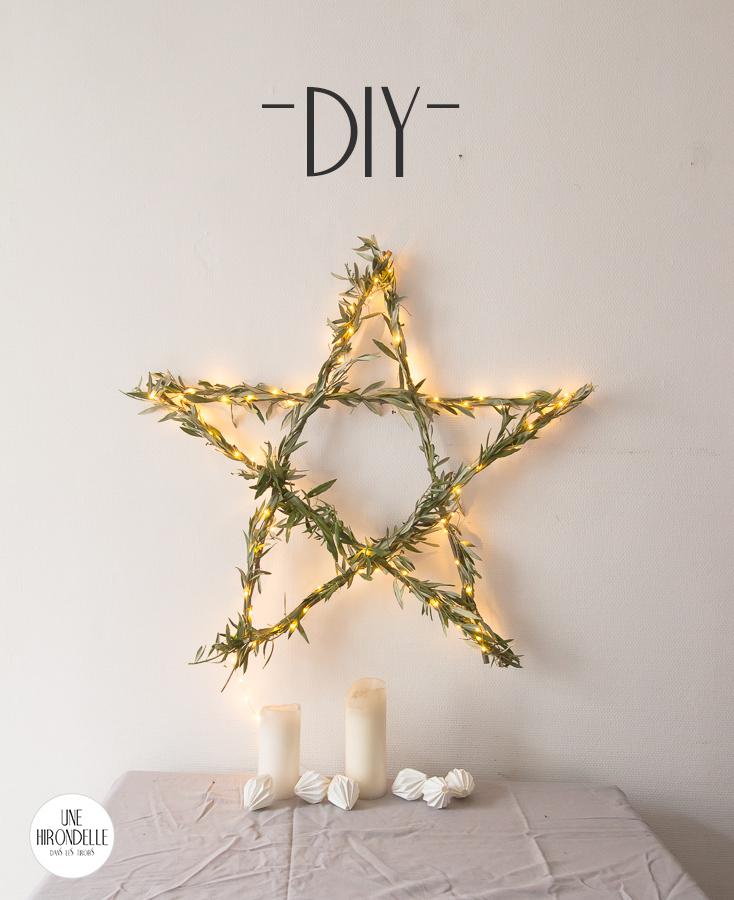 DIY deco de Noel