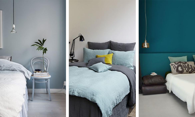 Deco Chambre Jaune Et Gris 14 idées pour une chambre avec du bleu | une hirondelle dans