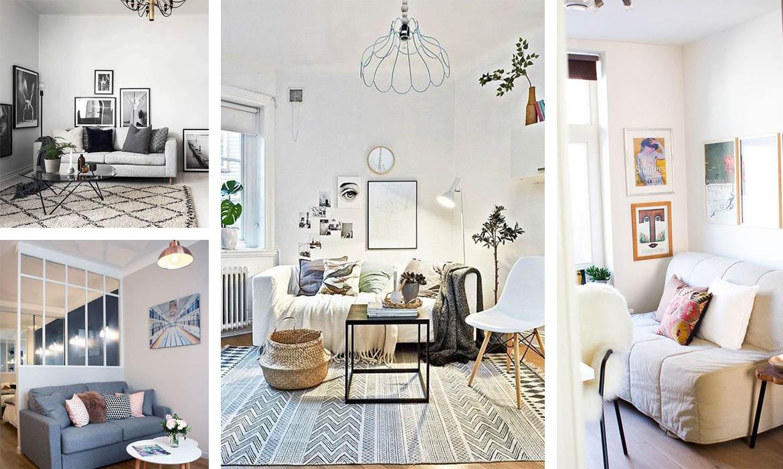 Idee Deco Salon Design déco petit salon : 8 conseils pour l'aménager | une
