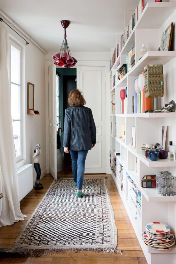 Decorer Un Couloir 8 Idees A Piquer Une Hirondelle