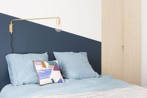 40 idées pour une tête de lit | Une hirondelle dans les tiroirs