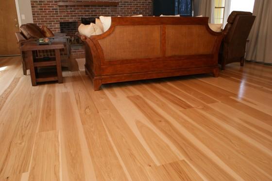 Hickory Wood Floors Versus Bamboo Floors A Creative Mom