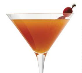 RECIPE: Pumpkin Vodka Cocktail