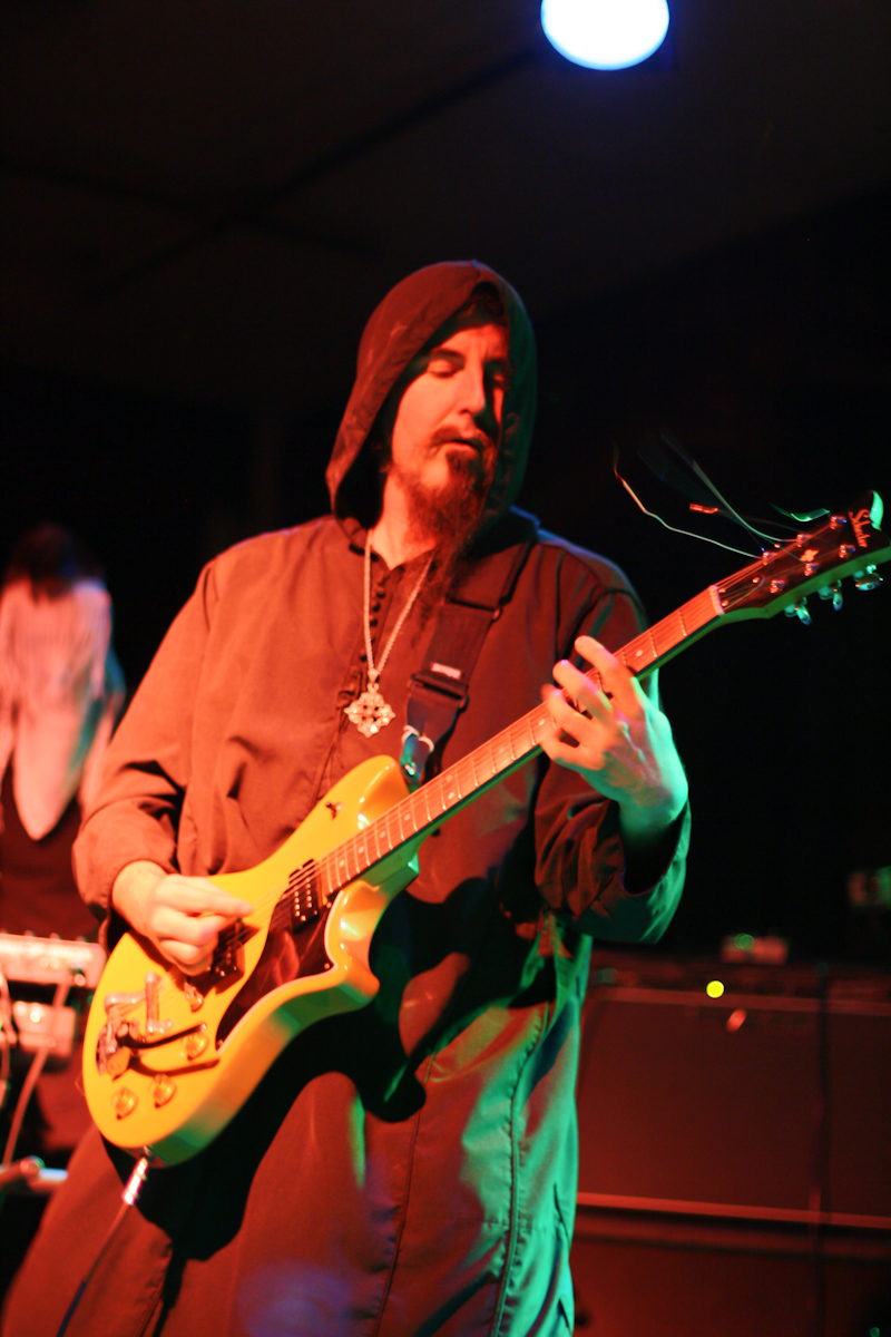 Trey Spruance - Secret Chiefs 3 at WOW Hall, Eugene Oregon 2012