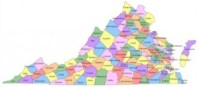 virginia-unemployment-map
