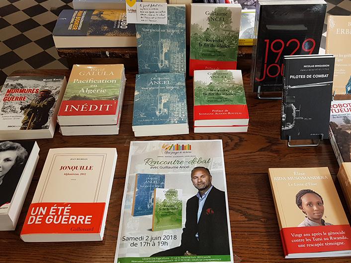 Guillaume Ancel : qu'a fait la France au Rwanda et à Sarajevo ? – Rencontre et extraits audio