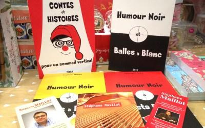 ANNULÉ | Stéphane Maillot, un humoriste d'esprit | samedi 8 décembre à 16h