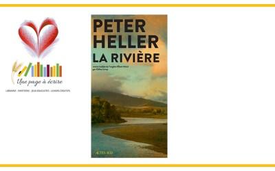 Peter Heller, La Rivière (Actes Sud, 2021)