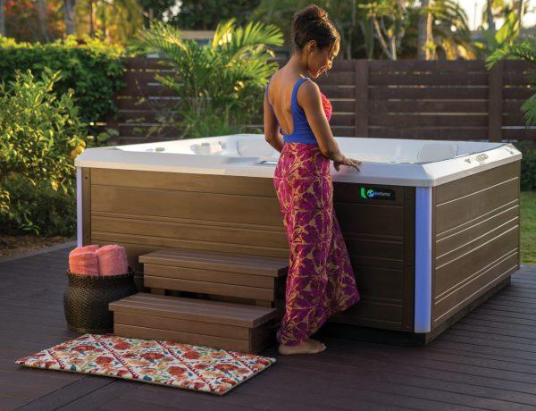 spa outdoor hotspring