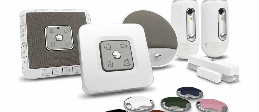 sécurité maison alarme sans fil