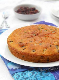 gâteau-rhum-raisins